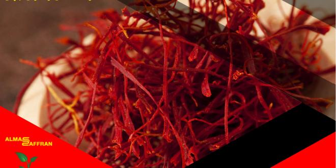 فروش عمده زعفران در بازار زعفران