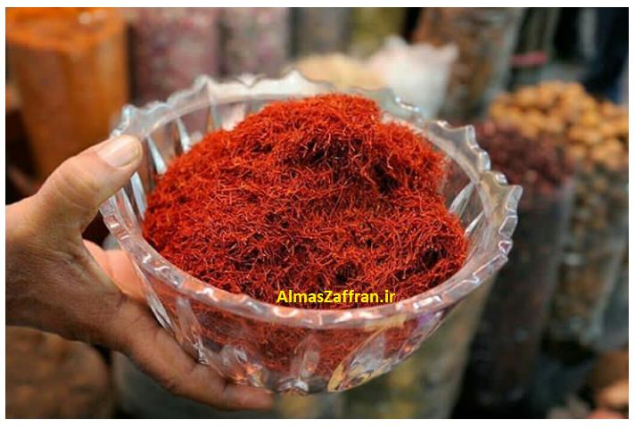 قیمت فروش عمده زعفران