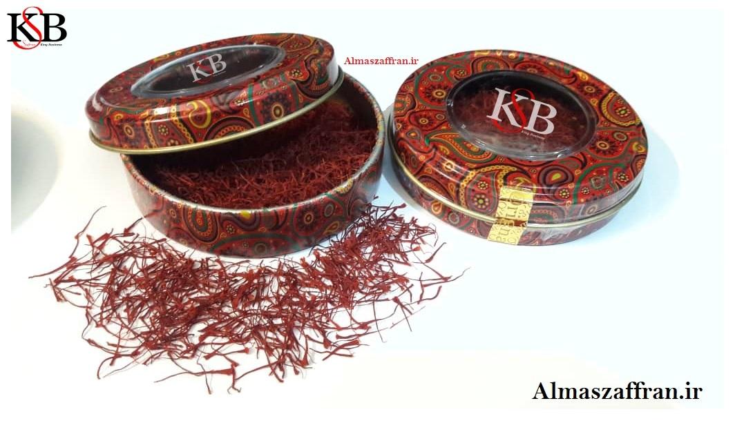قیمت هر گرم زعفران