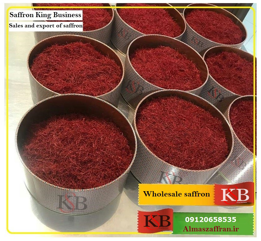 Iranian saffron for export