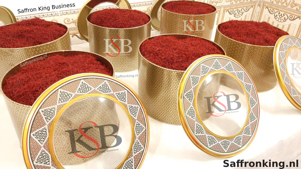 قیمت هر کیلو زعفران در کشورهای عربی