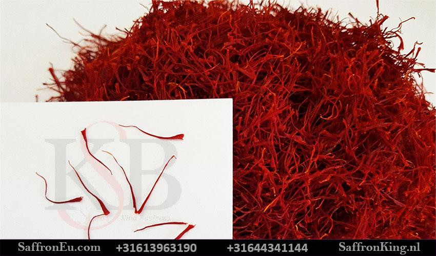 Spanish Mancha Saffron