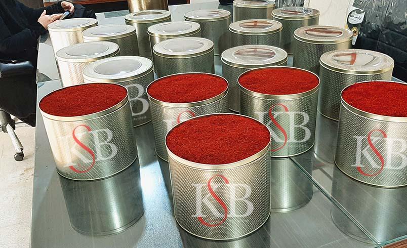 صادرات زعفران از افغانستان به چین