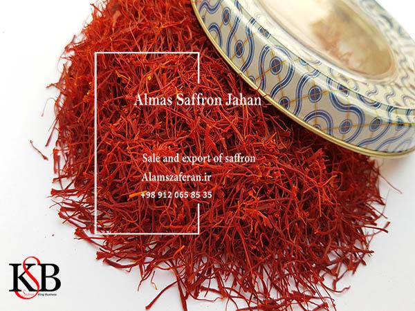 فروش زعفران صادراتی در سال جدید